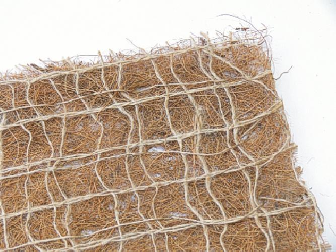 Kokosová mulčovací rohož s jutovou síťovinou – Geomat K-J EKO 60x1,2m