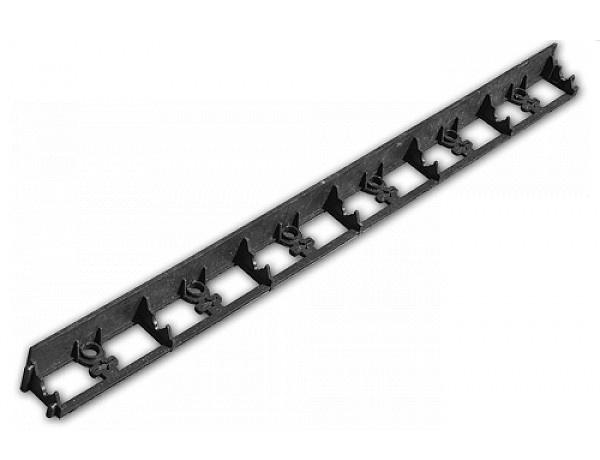 Plastový neviditelný obrubník 58 mm – Rim Border 58x1000mm