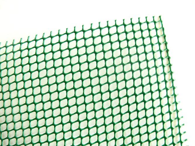 Zelená plastová síť – Balconet 25x1m