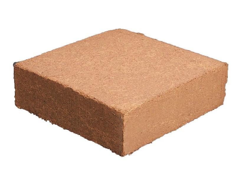 Kokosový substrát jemný – blok 5kg/60l