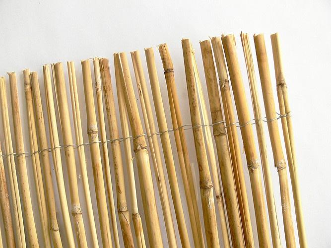 Plotová rohož – Naturcane - ze sekaného rákosu 5x2m