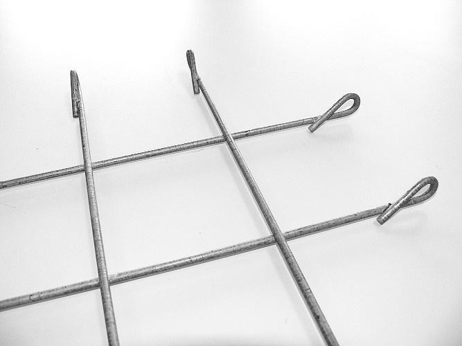 Gabionový panel – Panel MS-N 1010 A 200x50 cm
