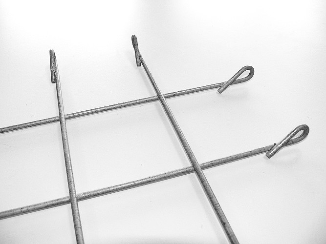 Gabionový panel – Panel MS-S 1010 A 200x70 cm